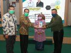 Dinas Penanaman Modal dan Pelayanan Terpadu Satu Pintu (DPMPTSP) Kota Tanjungpinang meluncurkan sistem E-Signature (Sekejap) dan Aplikasi Qris