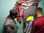 Kapolsek Tanjungpinang Timur AKP Firuddin saat di lokasi kejadian di Batu 15