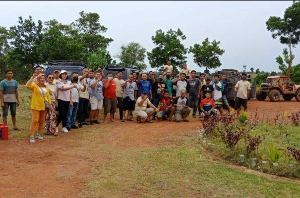 IOF bersama Off-roader saat Terabas ke medan sengit di Bintan