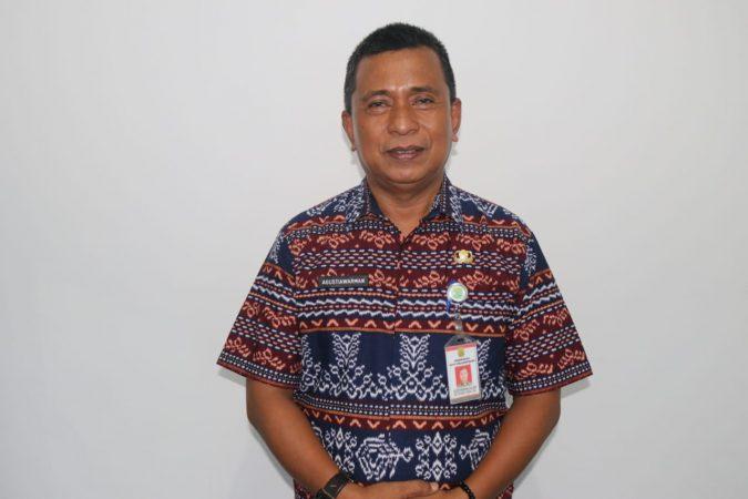 Kadispora Kota Tanjungpinang Agustiawarman