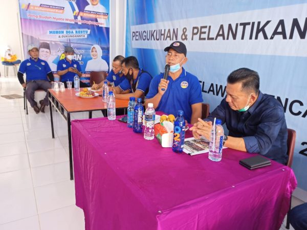 Relawan Tarment Kota Batam