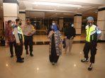 Walikota Tanjungpinang Rahma S.IP saat di Hotel CK Tanjungpinang