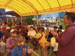 Cagub Kepri Ansar Ahmad saat Kampanye di Batam