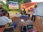 Salah satu Tokoh Masyarakat di Sungai Buluh Grisman memberikan tanggapan tentang Cagub Kepri Ansar Ahmad
