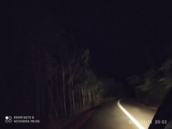 Jalan dari Jagoh ke Kota Dabo