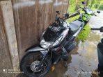 Motor Honda Beat BP 2360 WI milik korban