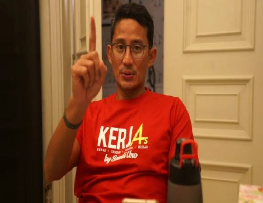 Sandiaga Uno pilih Nomor 1 untuk Pilkada Kepri