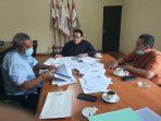 Pertemuan Ketua SMSI Pusat bersama pihak Koperasi
