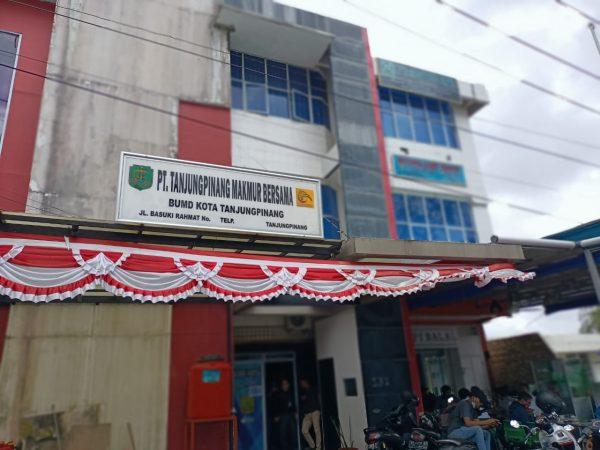 Kantor BUMD Kota Tanjungpinang