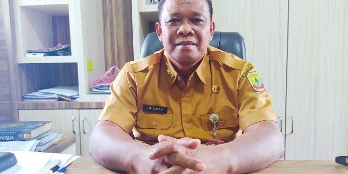 Kadisduk dan Capil Kota Tanjungpinang Irianto