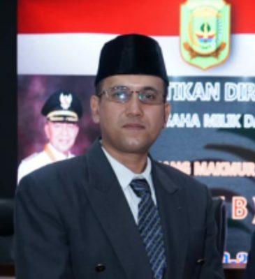Dirut PT TMB BUMD Kota Tanjungpinang Fahmy