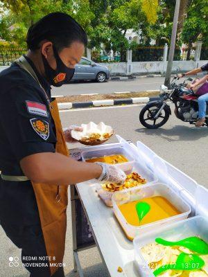 """Bripka Zulhamsyah """"Razia Perut Lapar"""" di Tanjungpinang"""