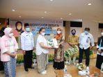 Kegiatan Workshop Kemasan ini ditaja oleh Disbudpar Kota Tanjungpinang