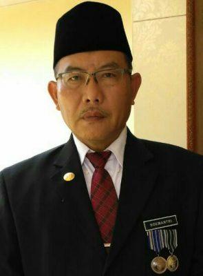 Sekretaris Disdik Kota Tanjungpinang Soemantri