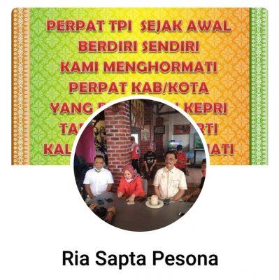 Akun diduga Palsu telah berganti nama yang sebelumnya Akun Wela Novita Sari