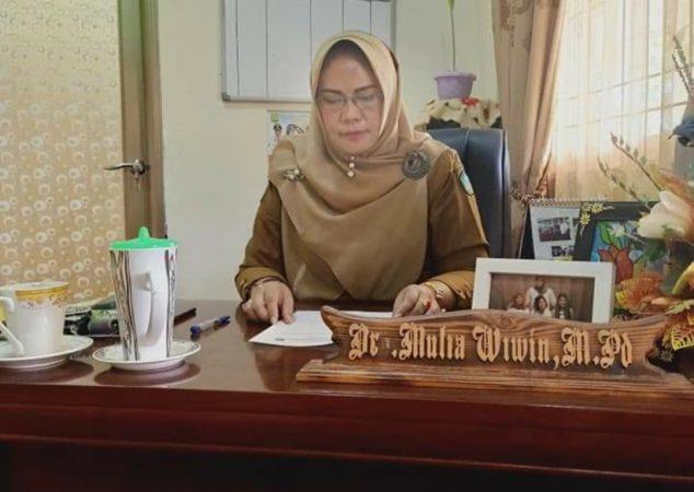 Plt Kadisdik Kota Tanjungpinang Mulia Wiwin M.Pd