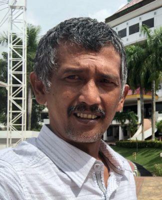 Ketua SMSI Kepri Zakmi