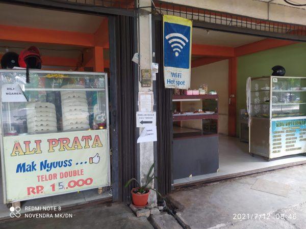 Kedai Kopi Barokah, Bincen