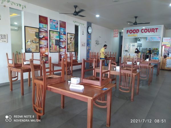 Food Court RAV di Bincen