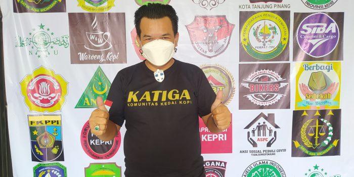 Ketua ASPEC Tanjungpinang Isnaini Bayu Wibowo