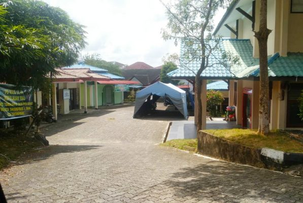 Dapur Umum Pemko Tanjungpinang Tutup