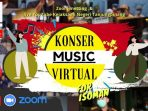 Konser Musik Virtual (KMV) ASPEC Tanjungpinang bersama Kejari Tanjungpinang