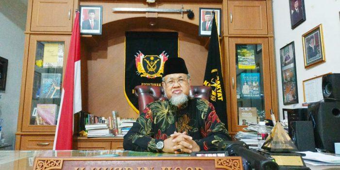 Ketua BP3KR Provinsi Kepri Huzrin Hood