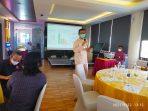 Kepala Cabang BPJS Kesehatan Tanjungpinang Fauzi Lukman Nurdiansyah